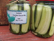 Dill-icious Refrigerator Pickles
